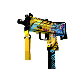 StatTrak™ MAC-10 | Stalker (Factory New)