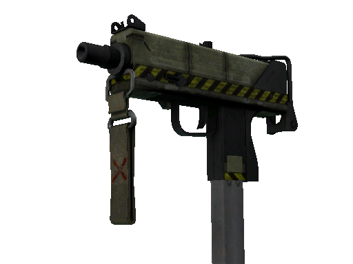 MAC-10 | Classic Crate Battle-Scarred