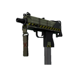 MAC-10 | Classic Crate (Well-Worn)