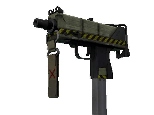 MAC-10 | Classic Crate Well-Worn