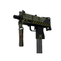 StatTrak™ MAC-10 | Classic Crate <br>(Well-Worn)