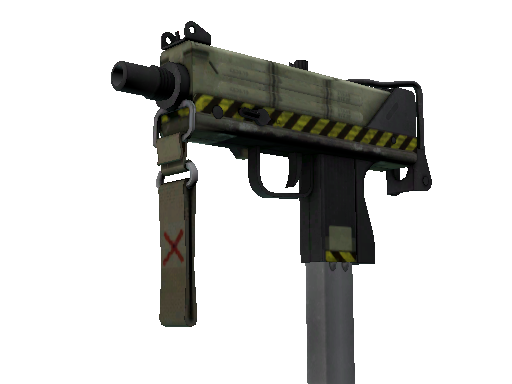 MAC-10 | Classic Crate Minimal Wear