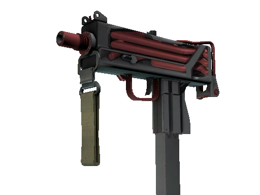MAC-10 | Pipe Down Well-Worn