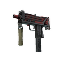 StatTrak™ MAC-10 | Pipe Down <br>(Well-Worn)