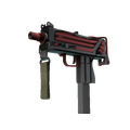 StatTrak™ MAC-10 | Pipe Down <br>(Minimal Wear)