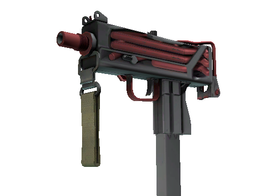 StatTrak™ MAC-10 | Pipe Down (Battle-Scarred)
