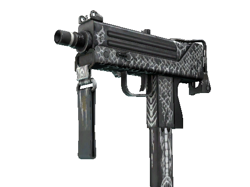MAC-10 | Whitefish Battle-Scarred