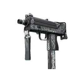 StatTrak™ MAC-10 | Whitefish (Field-Tested)