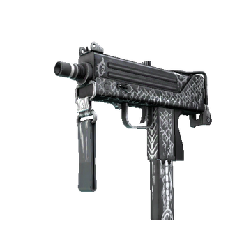MAC-10 | Whitefish (Minimal Wear)