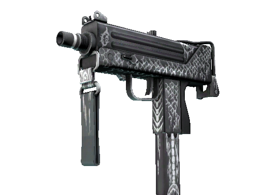 MAC-10 | Whitefish Factory New