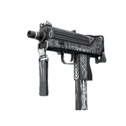 StatTrak™ MAC-10 | Whitefish (Factory New)