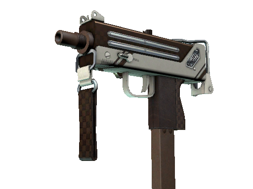 MAC-10 | Calf Skin Well-Worn