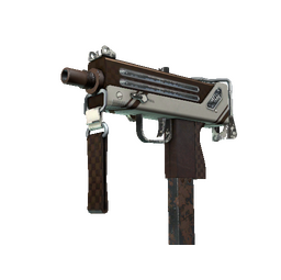 Souvenir MAC-10 | Calf Skin (Well-Worn)