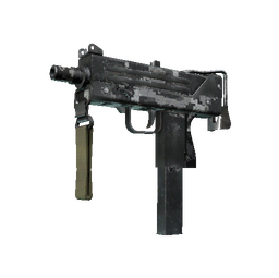 Souvenir MAC-10 | Urban DDPAT (Battle-Scarred)