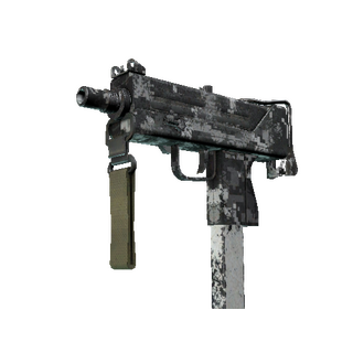 Souvenir MAC-10 | Urban DDPAT (Battle-Scarred)