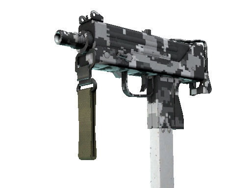 MAC-10 | Urban DDPAT Well-Worn