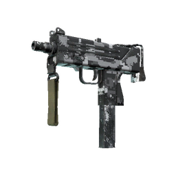 Souvenir MAC-10 | Urban DDPAT (Well-Worn)