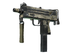 MAC-10 | Пальма (Закаленное в боях)