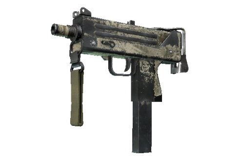 Buy MAC-10 | Palm (Battle-Scarred)