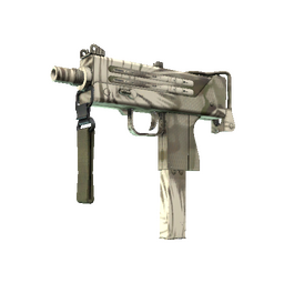 Souvenir MAC-10 | Palm (Minimal Wear)