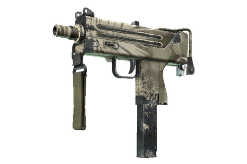 Souvenir MAC-10 | Palm (Well-Worn) Prices