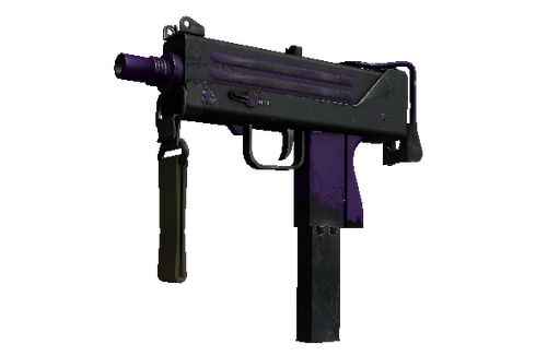 Buy StatTrak™ MAC-10 | Ultraviolet (Field-Tested)