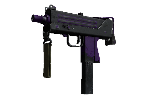 Buy MAC-10 | Ultraviolet (Field-Tested)