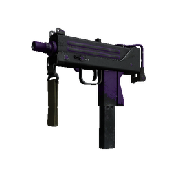 StatTrak™ MAC-10 | Ultraviolet (Field-Tested)