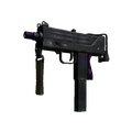 StatTrak™ MAC-10 | Ultraviolet <br>(Battle-Scarred)