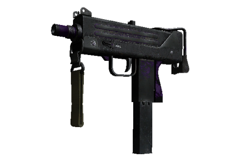 StatTrak™ MAC-10 | Ultraviolet (Battle-Scarred) Prices