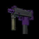 StatTrak™ MAC-10 | Ultraviolet (Factory New)