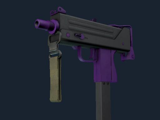 MAC-10 | Ultraviolet Factory New