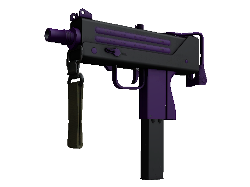 MAC-10 | Ultraviolet Factory New