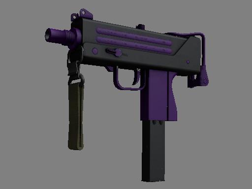 Milspec MAC-10 Ultraviolet