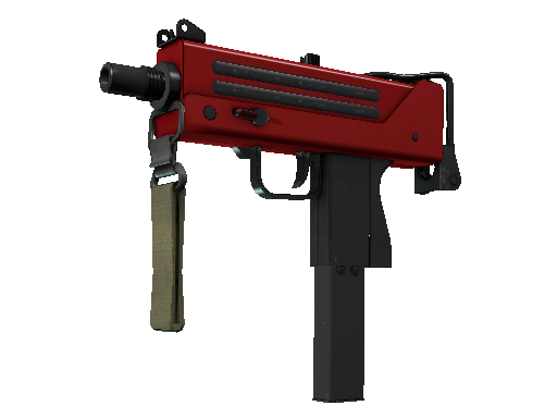 Souvenir MAC-10 | Candy Apple (Factory New)