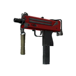 Souvenir MAC-10 | Candy Apple (Field-Tested)