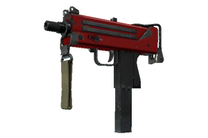 Mac 10 Candy Apple Field Tested