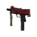MAC-10   Candy Apple (Field-Tested)