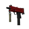Souvenir MAC-10 | Candy Apple <br>(Field-Tested)