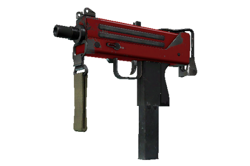 Souvenir MAC-10 | Candy Apple (Field-Tested) Prices