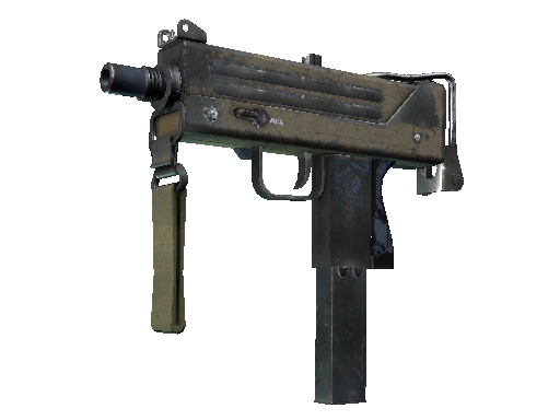 MAC-10 | Tornado Battle-Scarred