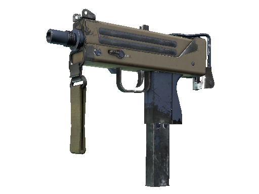MAC-10 | Tornado Field-Tested