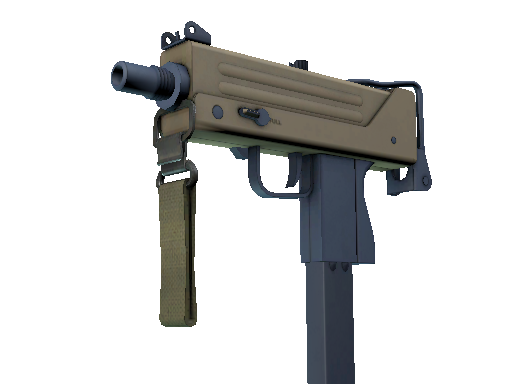 MAC-10 | Tornado (Battle-Scarred)