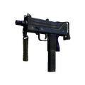 MAC-10 | Indigo <br>(Battle-Scarred)