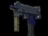 Souvenir MAC-10 | Indigo (Battle-Scarred)