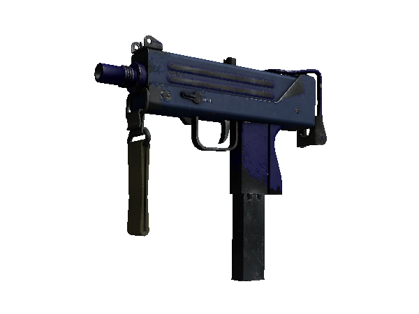 Souvenir MAC-10 | Indigo (Field-Tested)