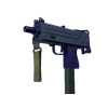 Souvenir MAC-10 | Indigo <br>(Field-Tested)