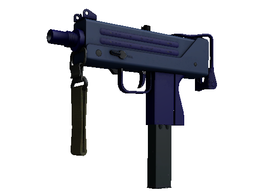 Souvenir MAC-10 | Indigo (Factory New)