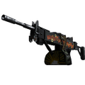 StatTrak™ Negev | Bratatat <br>(Well-Worn)