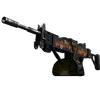 StatTrak™ Negev | Bratatat (Well-Worn)